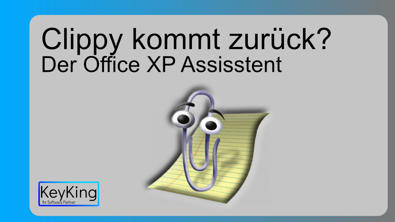 Clippy - Microsoft Office und Windows Tipps & Tricks Clippy