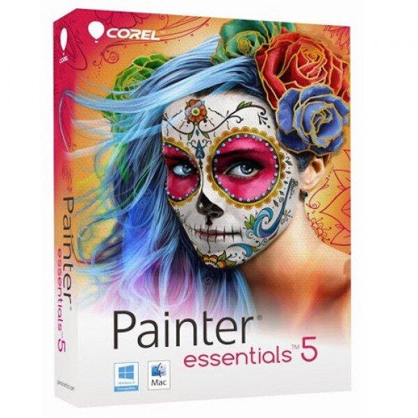 Corel Painter Essentials 5 Vollversion