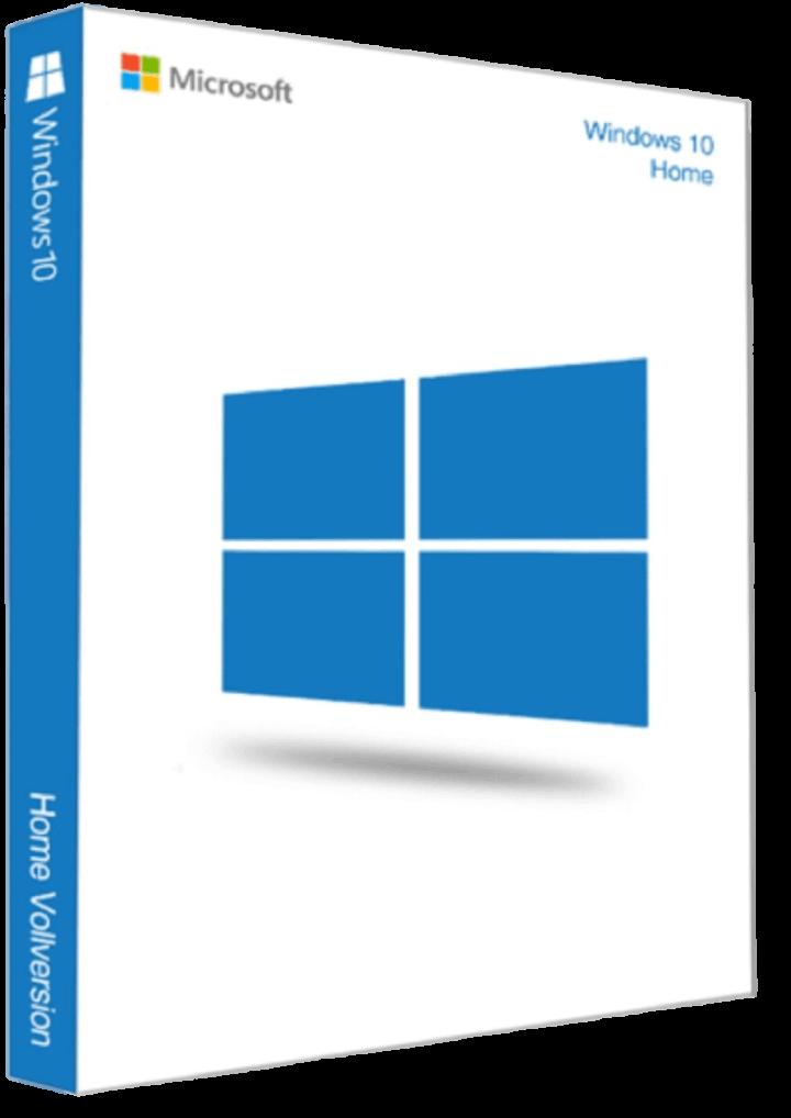 Microsoft Windows 10 Home 2 Download