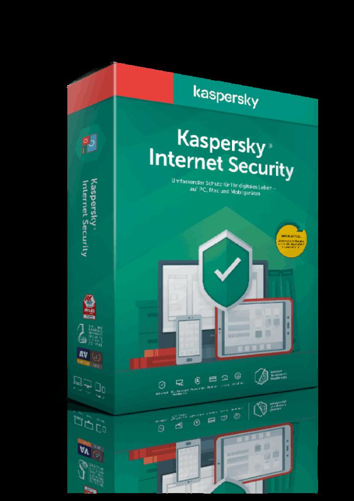 Kaspersky Internet Security 2021 1 Jahr 1 Gerät