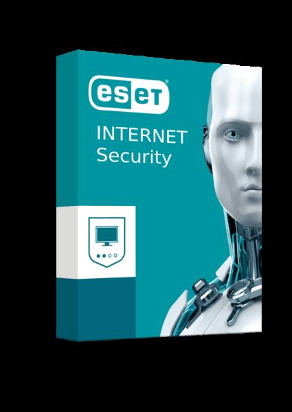 ESET Internet Security 2021 1 Jahr 1 Gerät