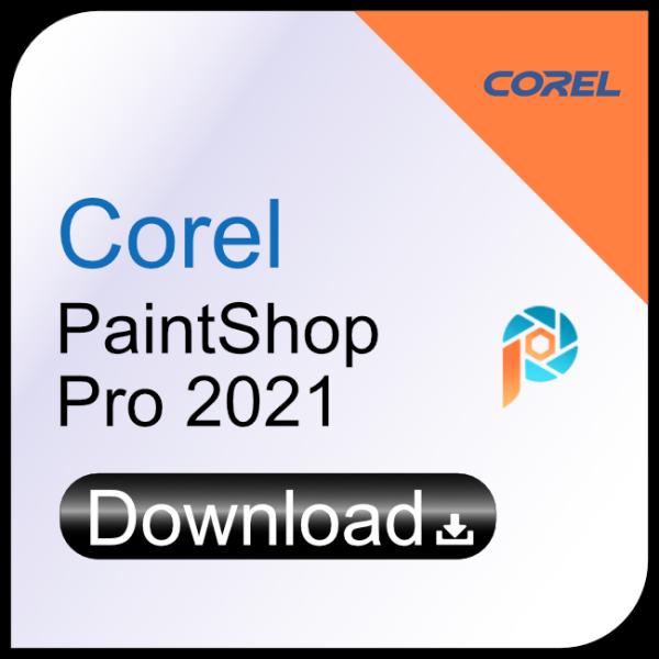 Corel PaintShop Pro 2021 Download