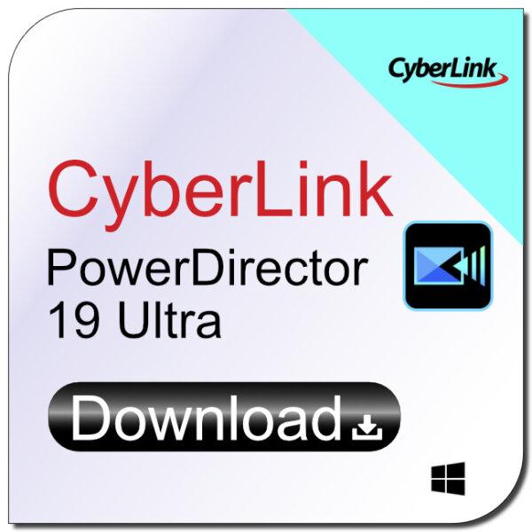 CyberLink PowerDirector 19 Ultra Download