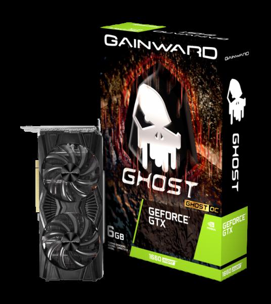 Gainward GTX1660 Super Ghost OC 6GB GDDR6