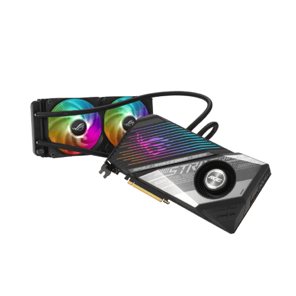 ASUS ROG Strix LC Radeon RX 6900 XT 16 GB GDDR6 Grafikkarte