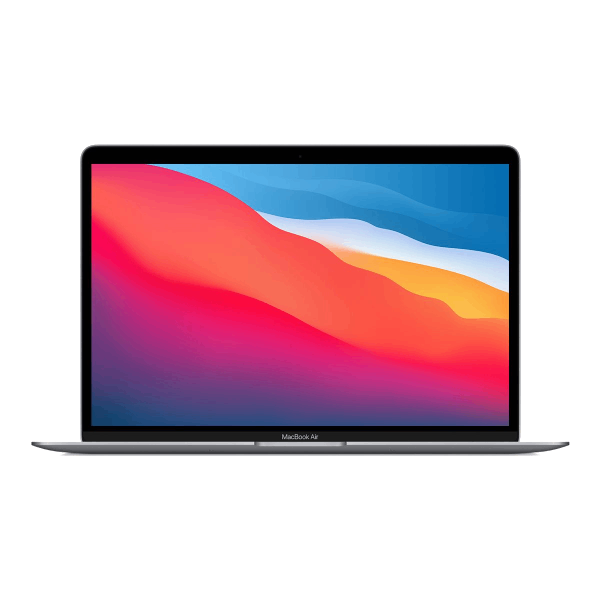 Apple MacBook Air Space Gray 2020 - Z124 - 13.3 Laptop